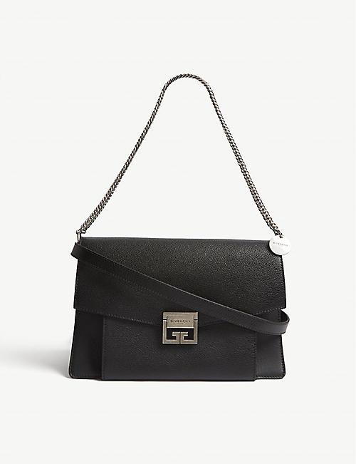 06ad28a85d GIVENCHY - GV3 medium leather shoulder bag