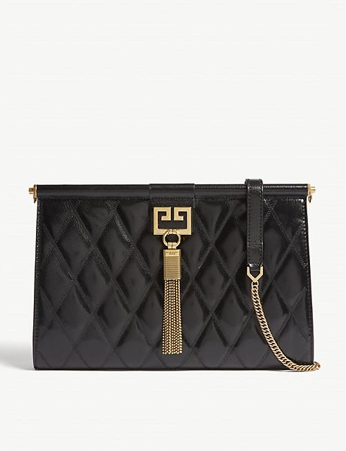42e6b9b3403d Designer Clutch Bags - Saint Laurent   more