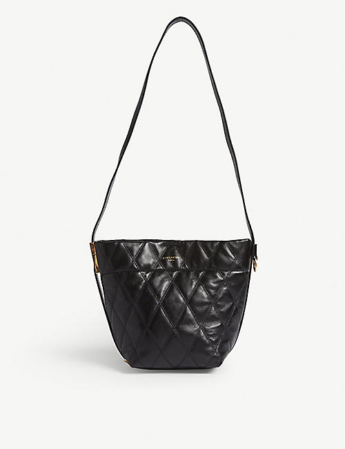 GIVENCHY GV mini quilted leather bucket bag. Quick view Wish list cc7348d517