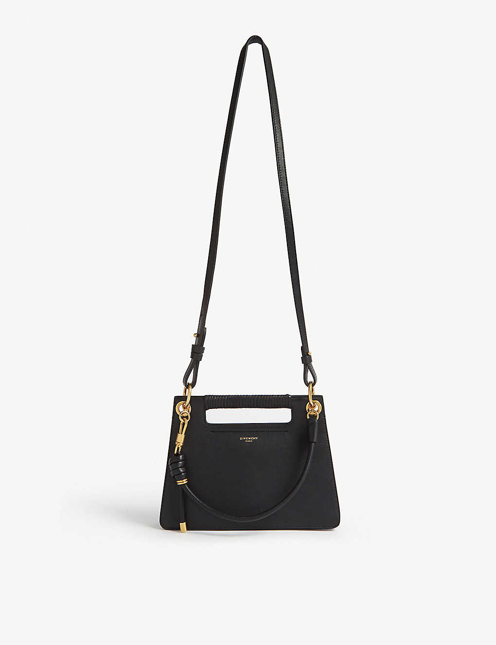 ed5012ace2 GIVENCHY - Whip small leather cross-body bag | Selfridges.com