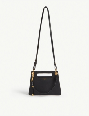 GIVENCHY Whip small leather cross-body bag