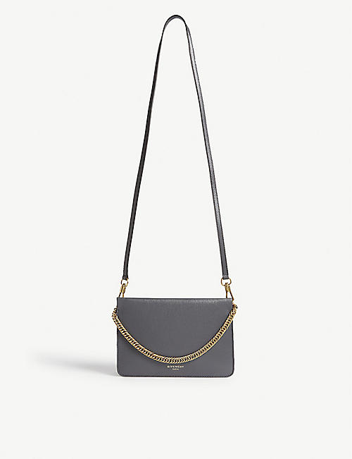GIVENCHY Cross-3 leather cross-body bag