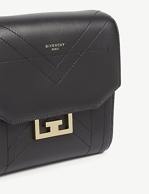 GIVENCHY Eden small leather shoulder bag