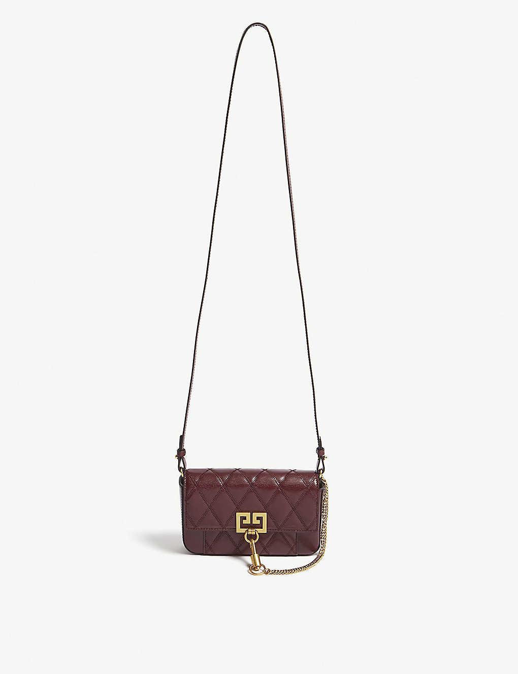 66af4abf685 GIVENCHY - Pocket mini bag   Selfridges.com