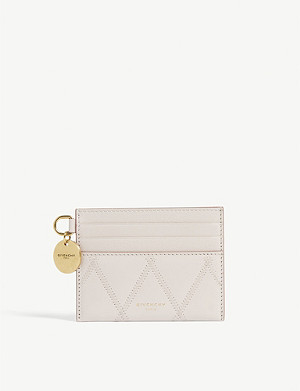 GIVENCHY Quilted cardholder