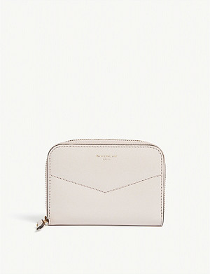 GIVENCHY Small Edge zip wallet