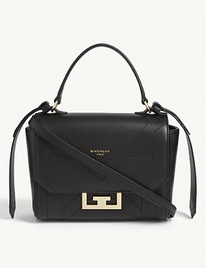 GIVENCHY Mini Eden leather shoulder bag