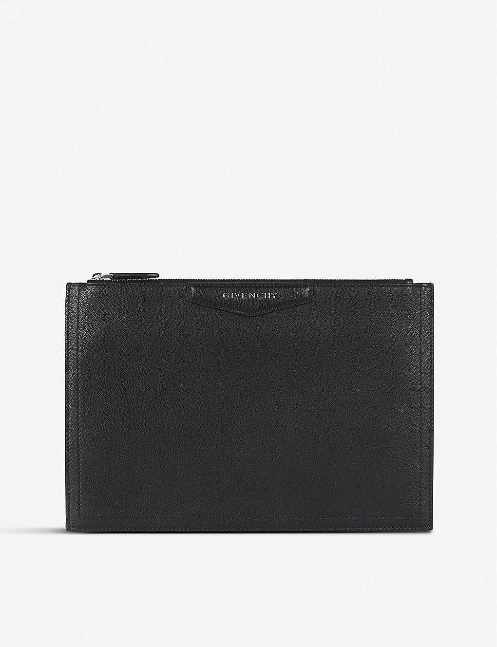 f5d5549654 GIVENCHY - Antigona leather pouch | Selfridges.com