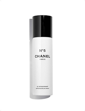 CHANEL N?5 The Spray Deodorant