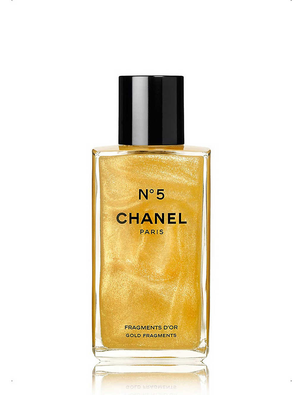 Chanel N5 Fragments Dor 250ml Selfridgescom