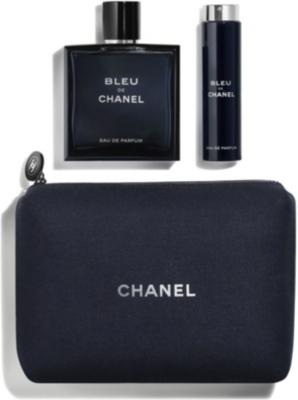 Chanel Bleu De Chanel Travel Set Selfridges Com