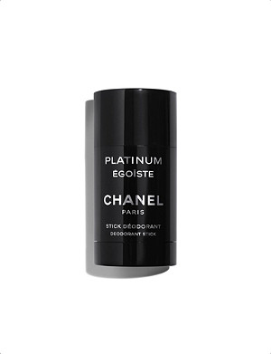 CHANEL PLATINUM ÉGOÏSTE Deodorant Stick 75ml