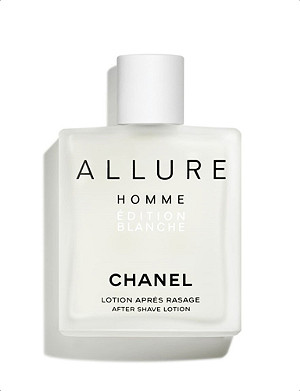 CHANEL ALLURE HOMME ÉDITION BLANCHE After–Shave Lotion 100ml