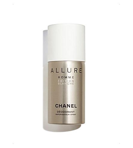 Chanel Allure Homme édition Blanche Spray Deodorant Selfridgescom