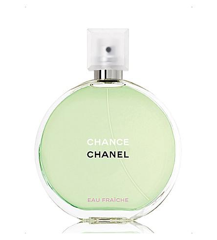 Chanel Chance Eau Fraîche Eau De Toilette Spray 100ml Selfridgescom