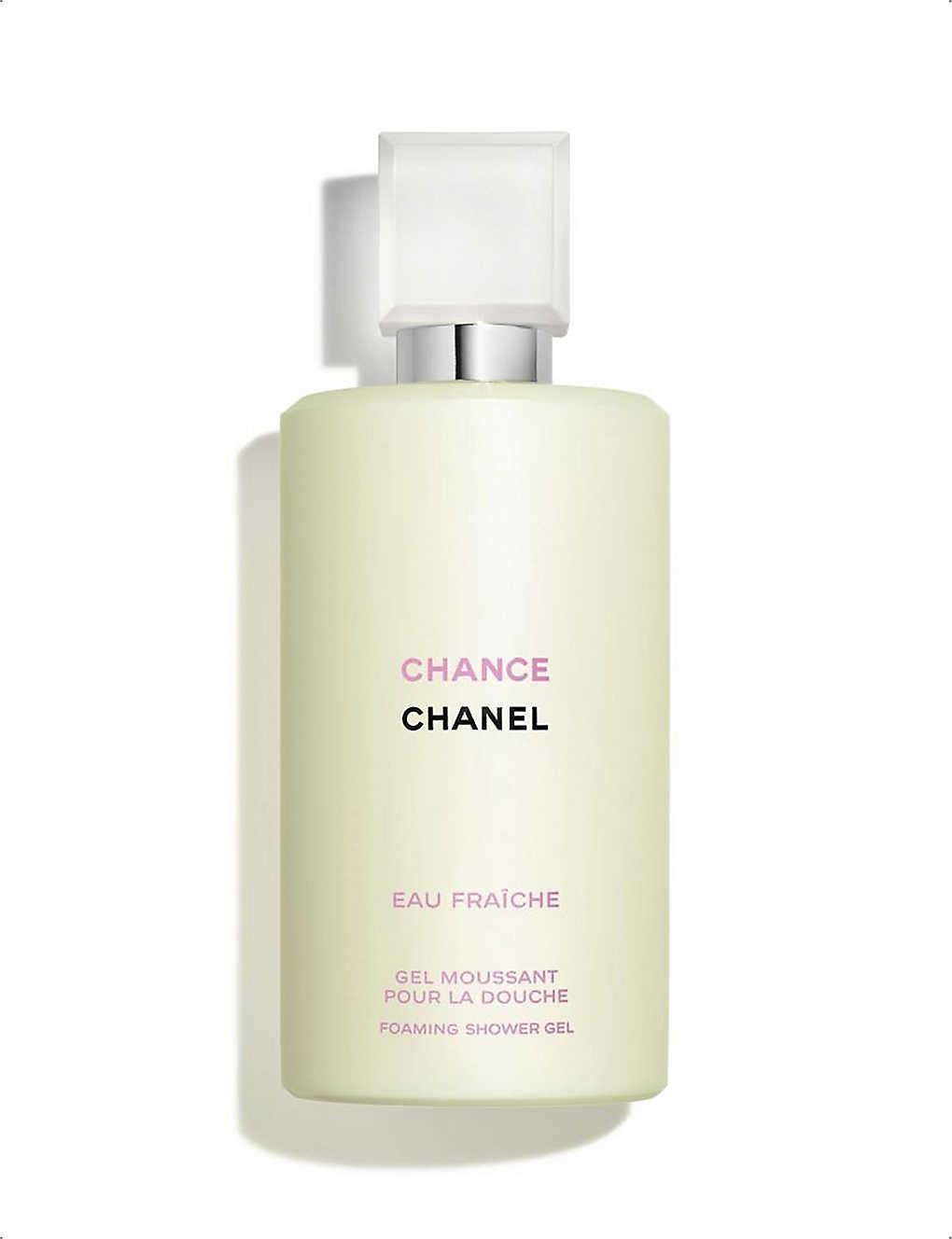 d9ebedcb68ad CHANEL - CHANCE EAU FRAîCHE Foaming Shower Gel | Selfridges.com
