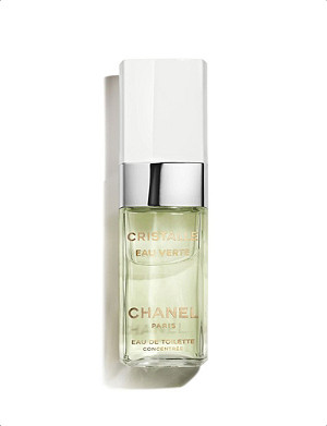 CHANEL CRISTALLE EAU VERTE Eau de Toilette Concentrée Spray 50ml