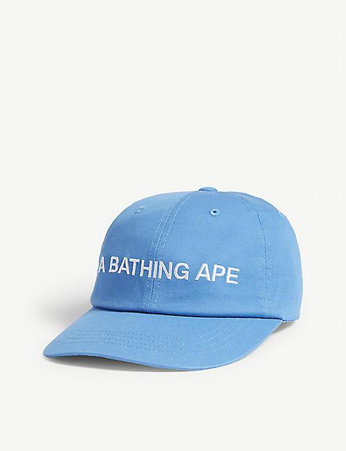 5df92813cb1 A BATHING APE Branded cotton cap