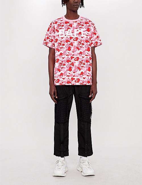 9fce280b Tops & t-shirts - Clothing - Mens - Selfridges | Shop Online