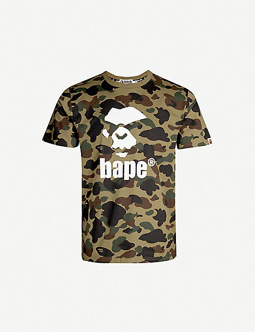 f0089fe6 A Bathing Ape - Shoes, T-shirts, shirts & more | Selfridges