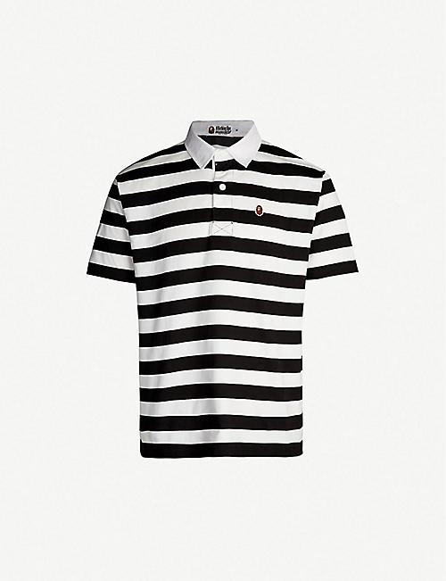 c1395d8f Polo shirts - Tops & t-shirts - Clothing - Mens - Selfridges | Shop ...