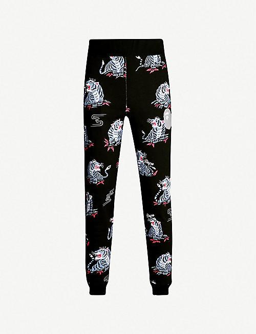 4afb6f1d3abc22 Jogging Bottoms - Trousers   shorts - Clothing - Mens - Selfridges ...