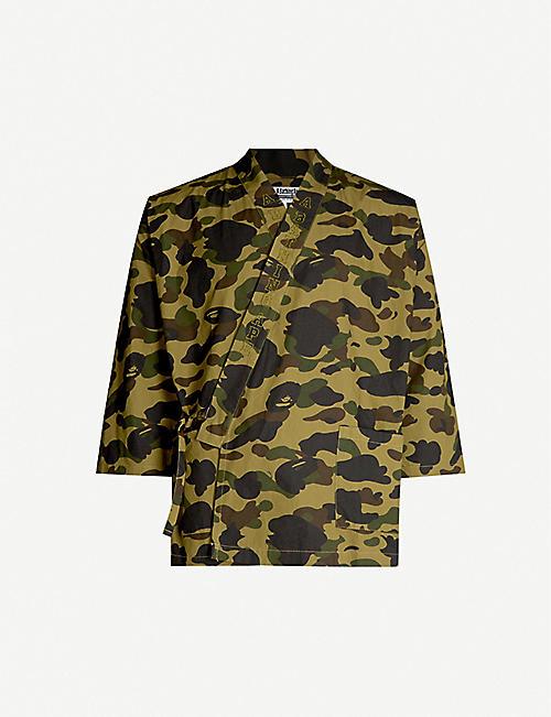 7353ea75cf0a7 A Bathing Ape - Shoes, T-shirts, shirts & more | Selfridges