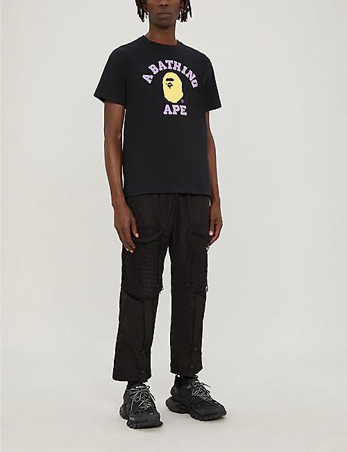 d968d7ba A Bathing Ape - Shoes, T-shirts, shirts & more | Selfridges