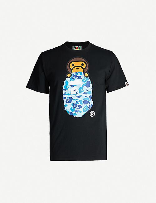1395d37be5c1 A Bathing Ape - Shoes, T-shirts, shirts & more | Selfridges