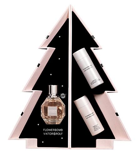 viktor rolf flowerbomb eau de parfum christmas gift. Black Bedroom Furniture Sets. Home Design Ideas