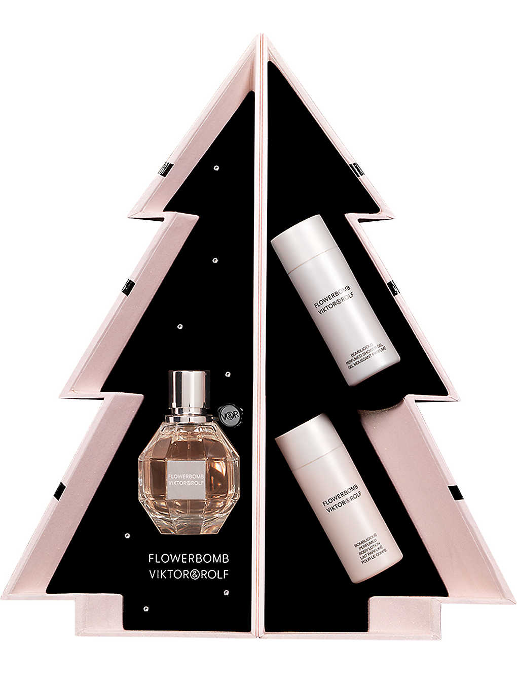 84dd433617fa VIKTOR   ROLF - Flowerbomb eau de parfum Christmas gift set ...