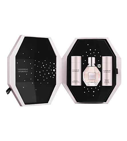 viktor rolf flowerbomb eau de parfum gift set 50ml. Black Bedroom Furniture Sets. Home Design Ideas