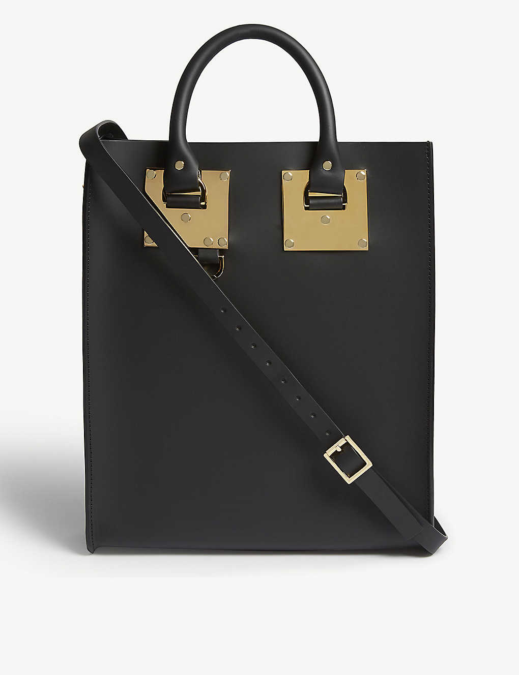 466dc4172 SOPHIE HULME - Mini Albion leather tote | Selfridges.com