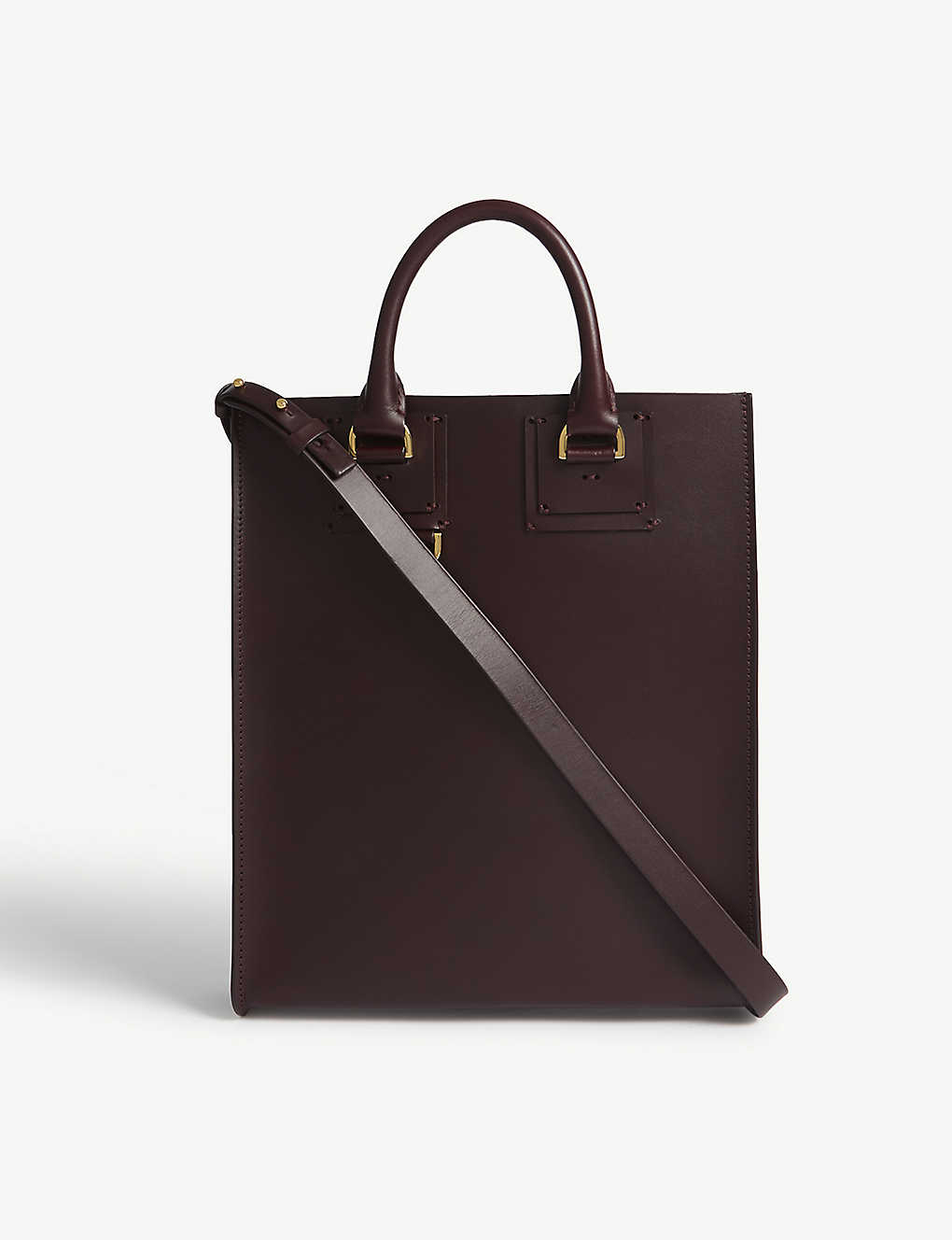 737978c03 SOPHIE HULME - Mini Albion leather tote bag | Selfridges.com