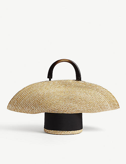 EUGENIA KIM Flavia upside down hat bag