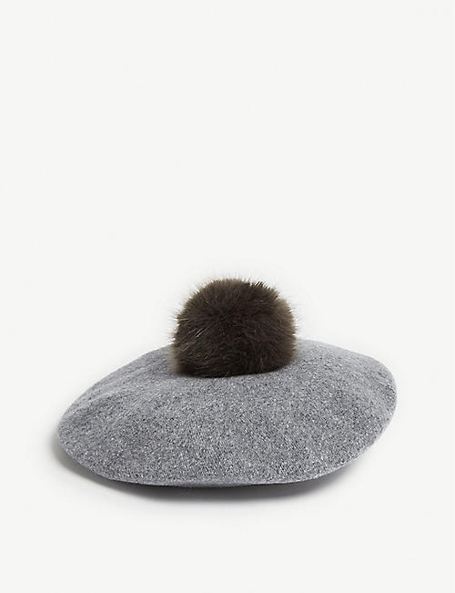 Hats - Accessories - Womens - Selfridges  894b3a7560ca