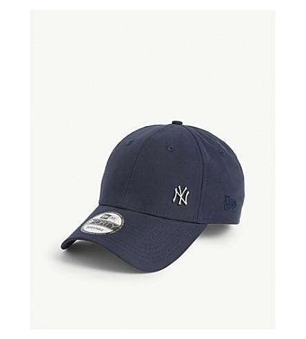 New Era 9forty Baseball Cap In Navy