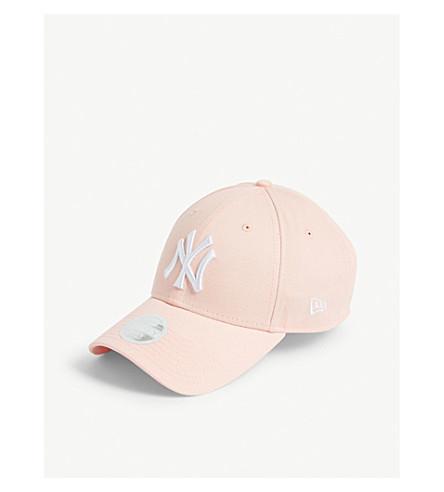 New Era New York Yankees 9forty Baseball Cap In Pink Lemonade