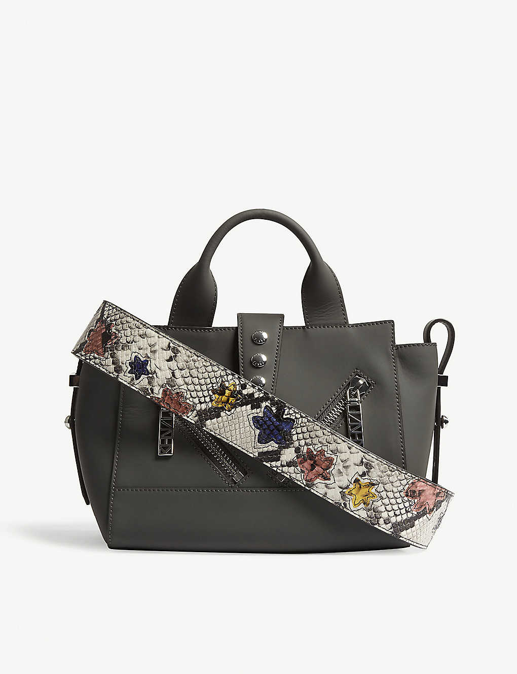 3ecb1737ddf KENZO - Kalifornia leather tote bag | Selfridges.com