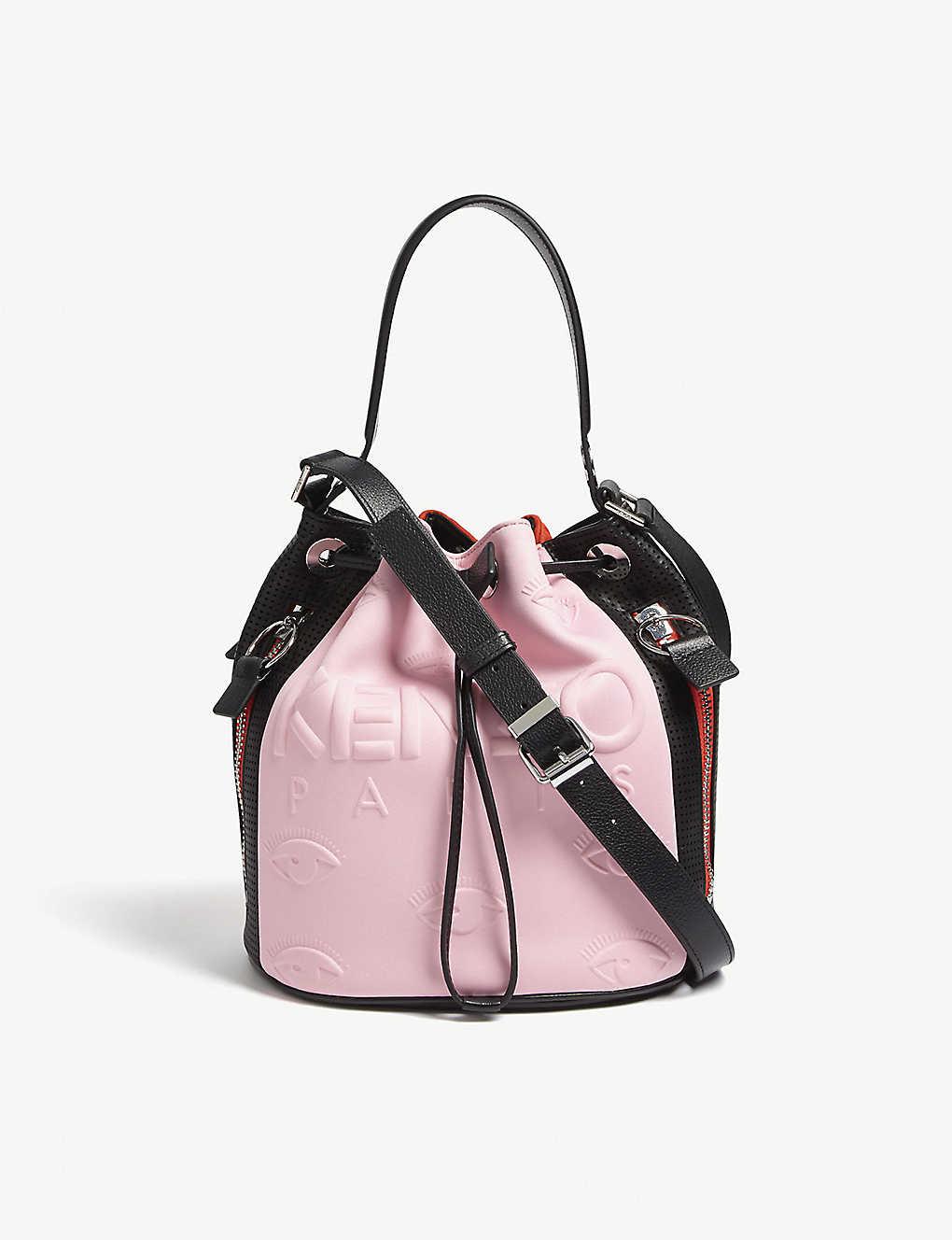 a1012c61fc4 KENZO - Kombo bucket bag | Selfridges.com