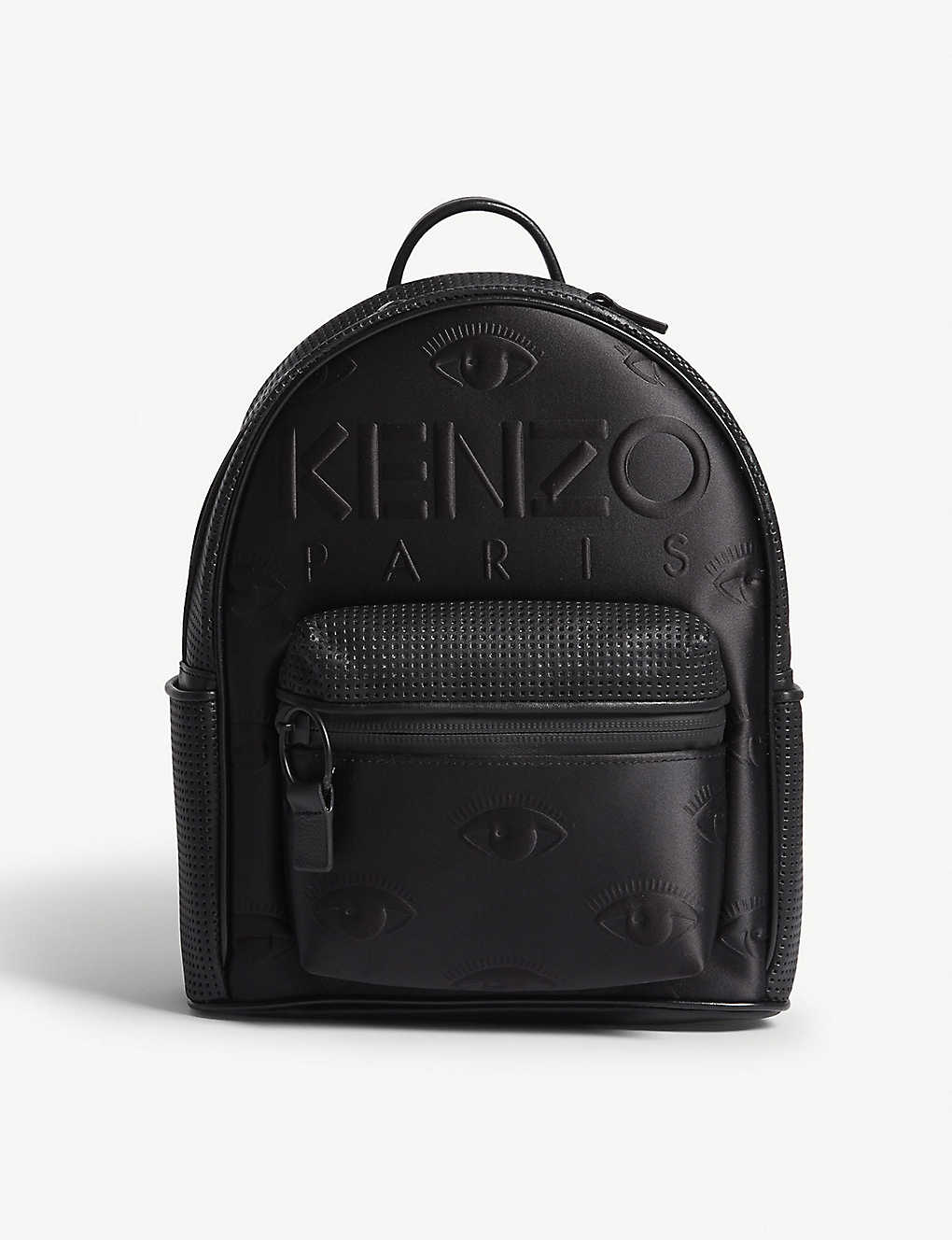 596262df011 KENZO - Kombo neoprene satin backpack | Selfridges.com