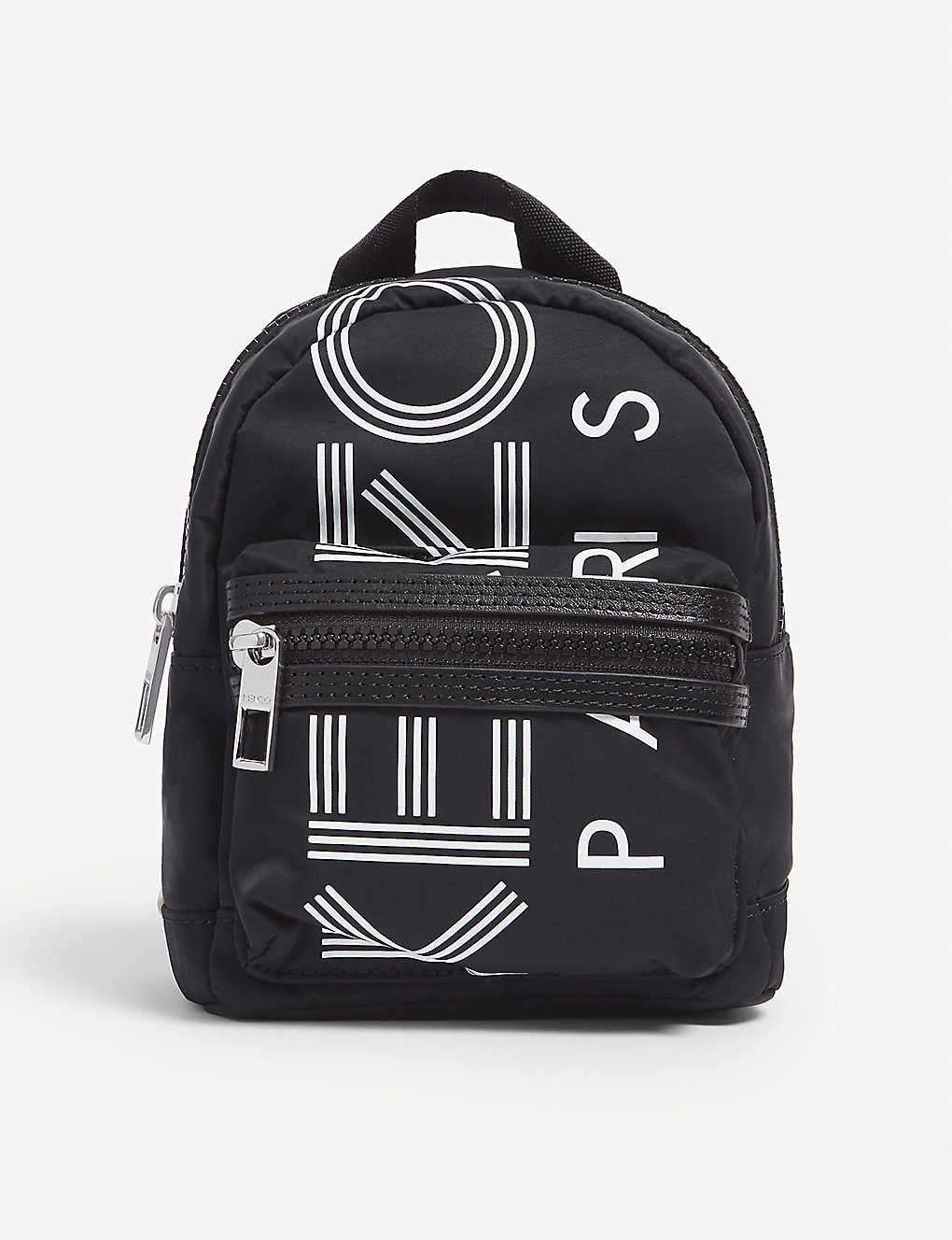 9866180b71e KENZO - Logo nylon mini backpack | Selfridges.com