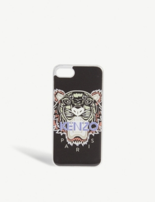ad95260b7 KENZO - 3D tiger silicone iPhone 7/8 case | Selfridges.com