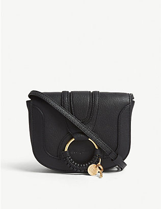 SEE BY CHLOE: Hana mini cross-body bag