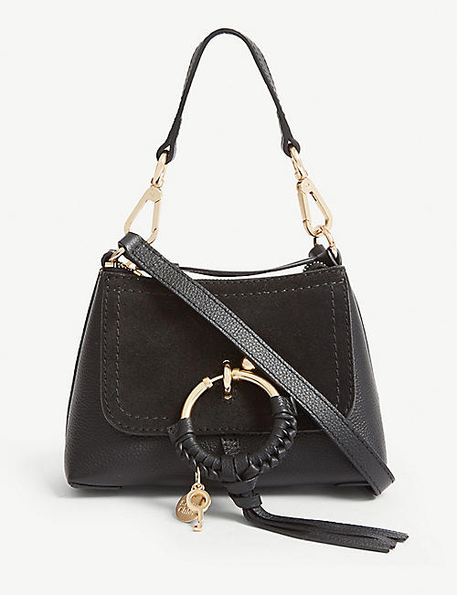 SEE BY CHLOE: Mini Joan cross-body bag