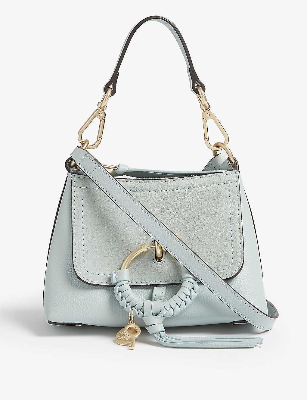 d87a70527 SEE BY CHLOE - Mini Joan cross-body bag | Selfridges.com