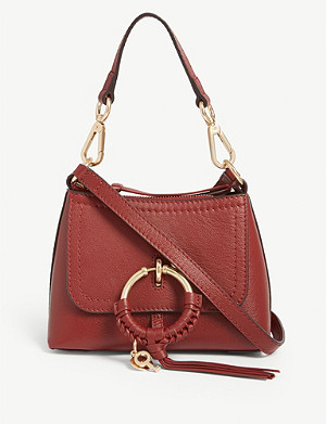 SEE BY CHLOE Mini Joan cross-body bag