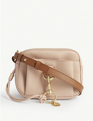 SEE BY CHLOE: Tony leather camera bag
