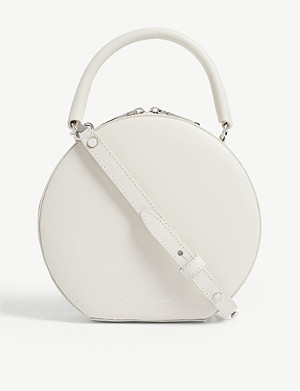 REBECCA MINKOFF Circle leather cross-body bag