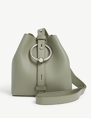 REBECCA MINKOFF Mini Katie bucket bag